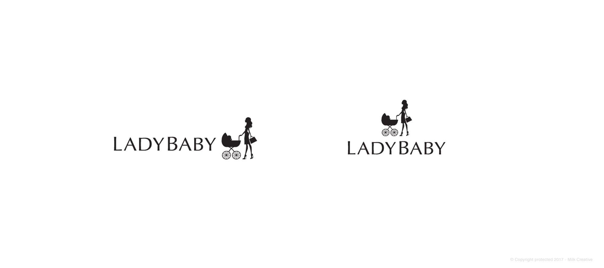 Ladybaby logo