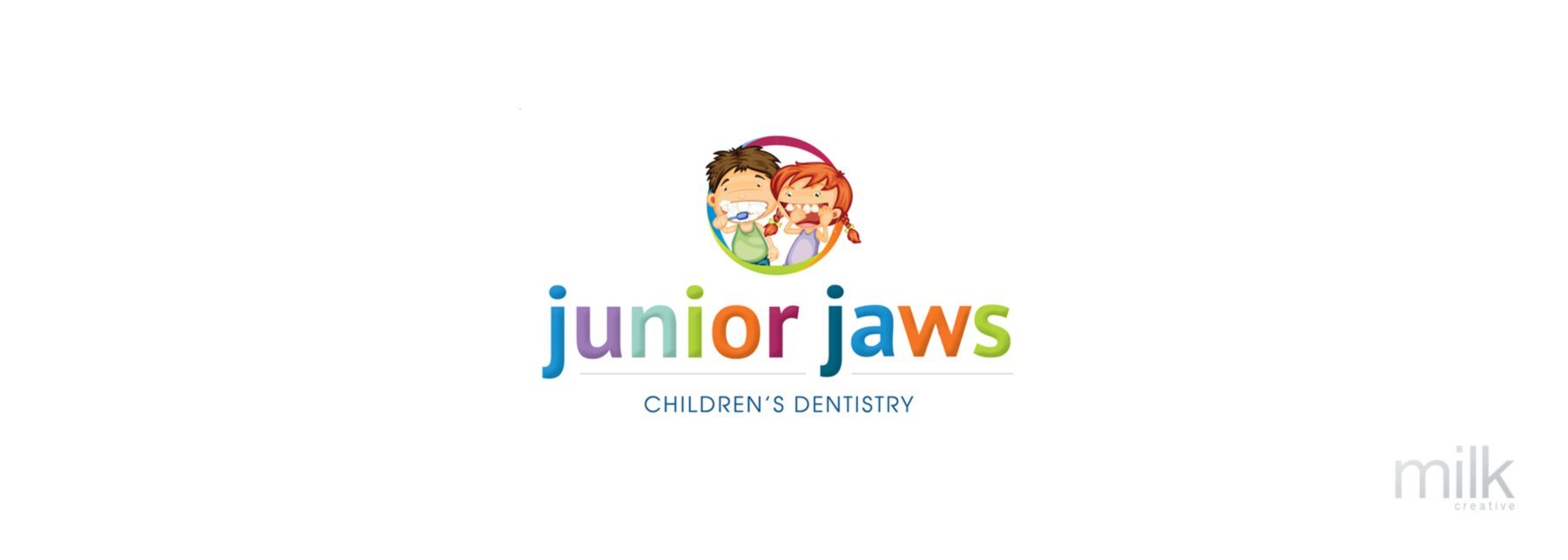 Junior Jaws – Childrens Dentistry – Logo Design