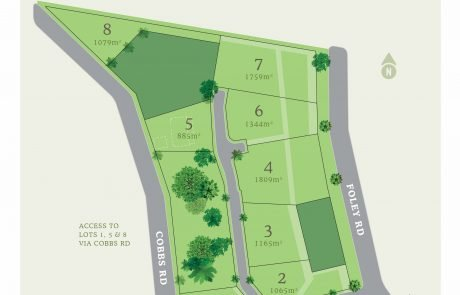 Eastview - Real Estate - Estate Lot Plan - Developer - Master Plan Design