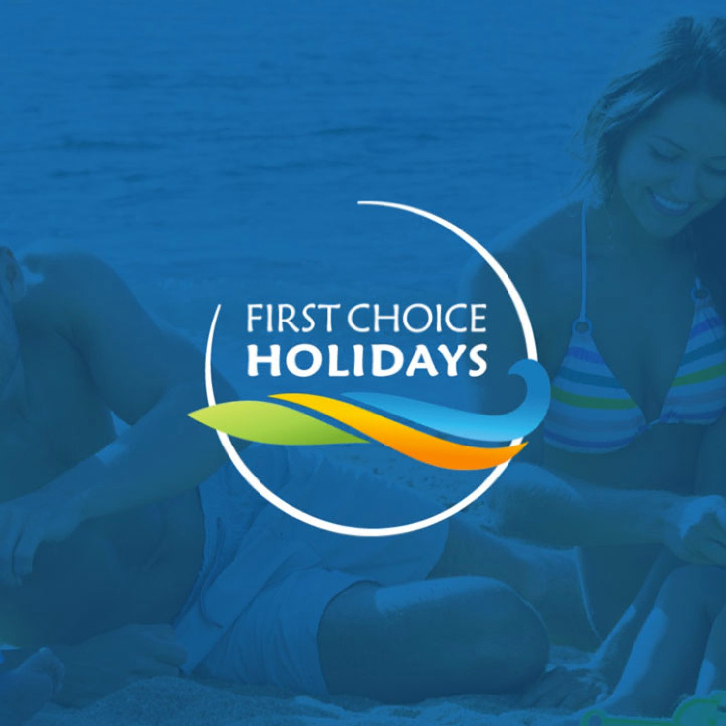 First Choice Holidays - Holiday Park - Logo Design
