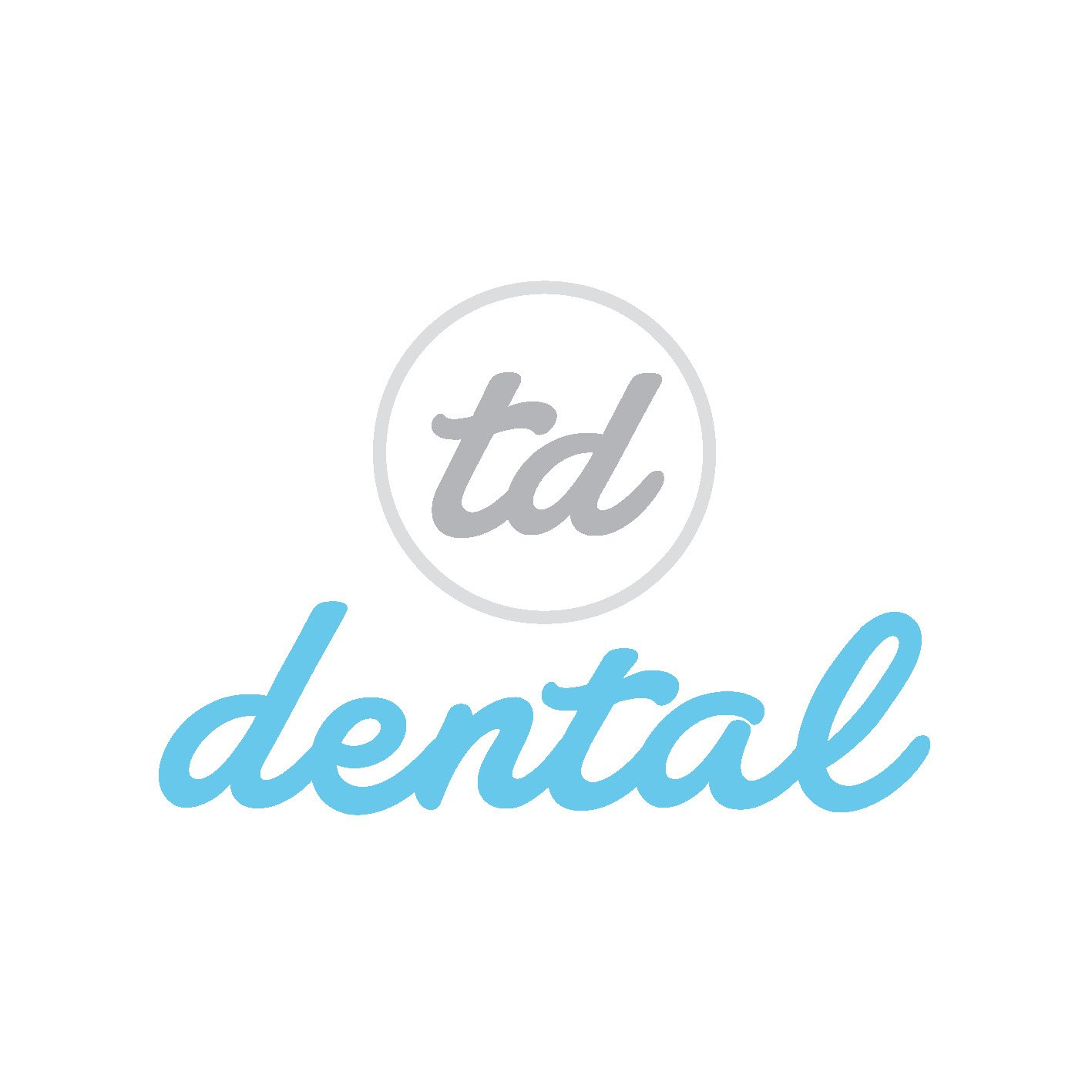 TD Dental - Dental Clinic Logo Design