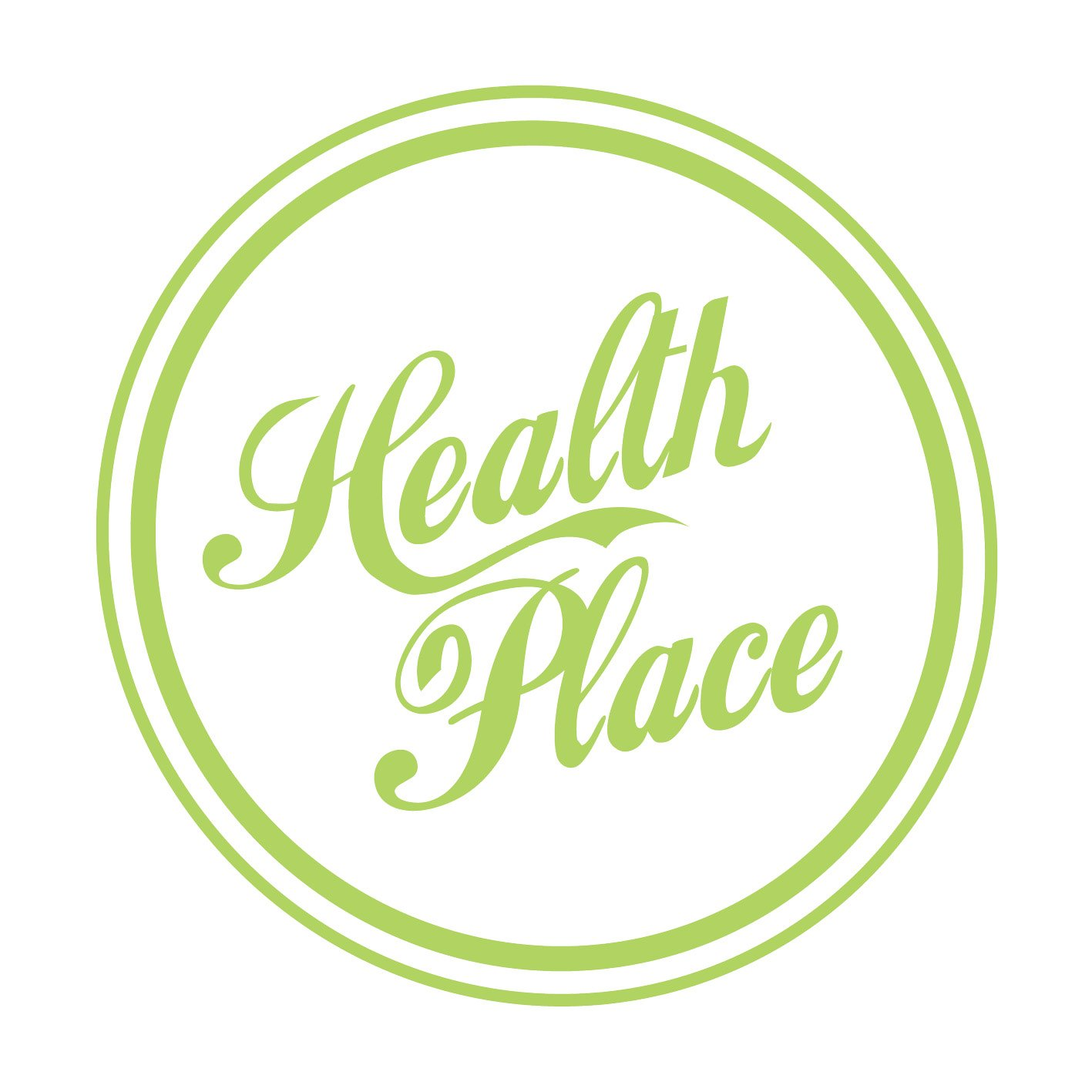 Health Place Logo Brand Design -Physio Massage Brisbane